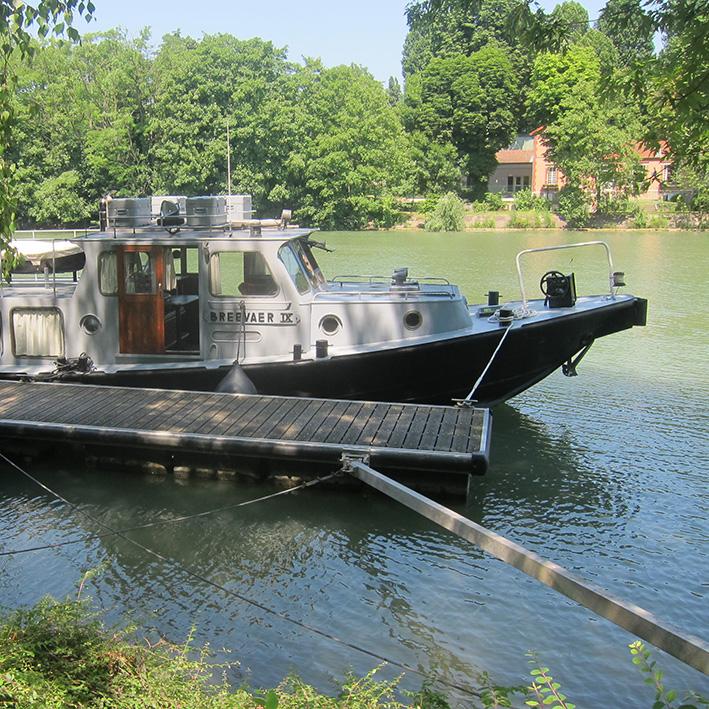 Bateau Breevaer IX